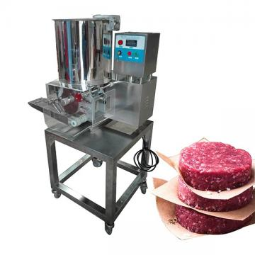 Hamburger Meat Cake Forming Machine Molding Machine Crumbing Battering Breading Machine