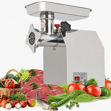 Household Equipment Mini Food Processor Machine Industrial Cast Iron Meat and Bone Mincer Commercial Electric Frozen Meat Mincer