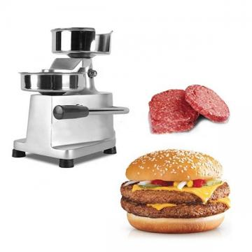 Electric Large Hamburger Beef Burger Press Maker
