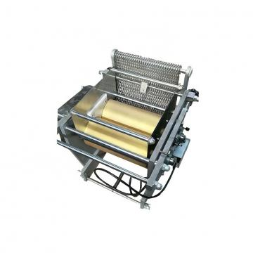 High Efficient Fully Automatic Pita Bread Tortilla Roll Wraps Making Production Line