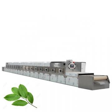 Industrial Spice Conveyor Belt Microwave Dryer