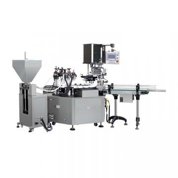 Semi Automatic Weighing Engine Oil Filling Capping Machine