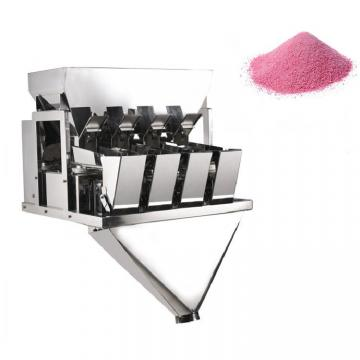 2 Head Linear Weigher Packaging Machine for Weighing Sugar