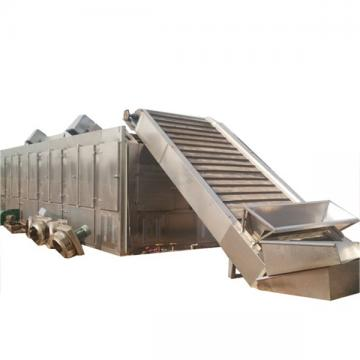 Multi-Layer Stainless Steel Mesh Belt Food Dryer
