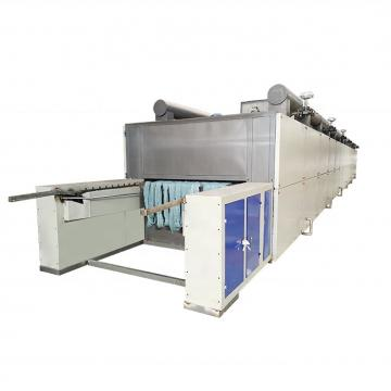 Continuous Hot Air Food Dryer Vegetable Fruit Herb Drying Machine