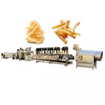 Kh Ce Approved Small Scale Potato Chips Making Machine