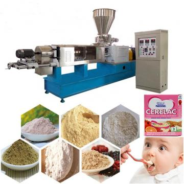 Automatic Stainless Steel Nutrition Powder Baby Food Machine Maker