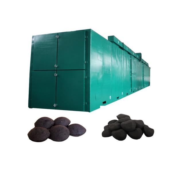 Conveyor Mesh Belt Air Dryer Cooling Machine Blowing Dryer